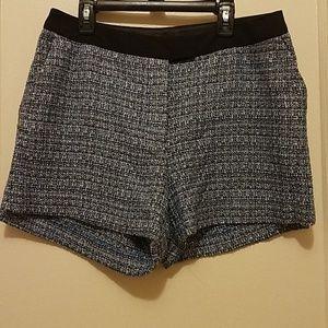 H & M tweed shorts